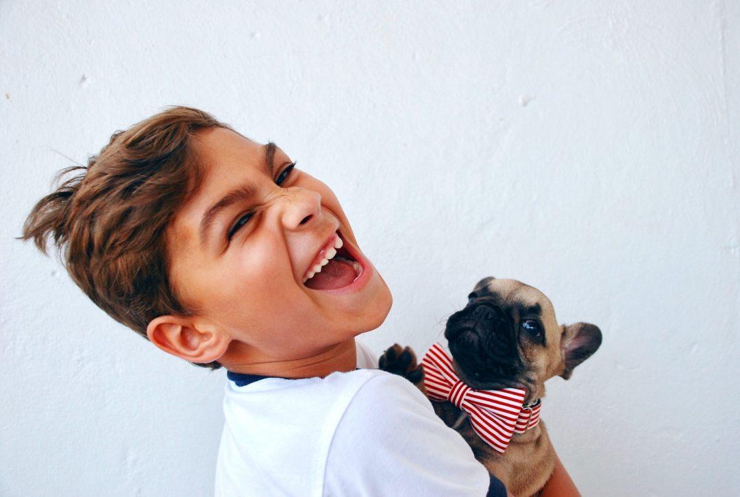 De ce devin cainii agresivi cu copiii?