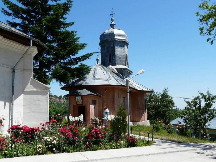 Manastirea Dalhauti, izvorul darurilor dumnezeiesti