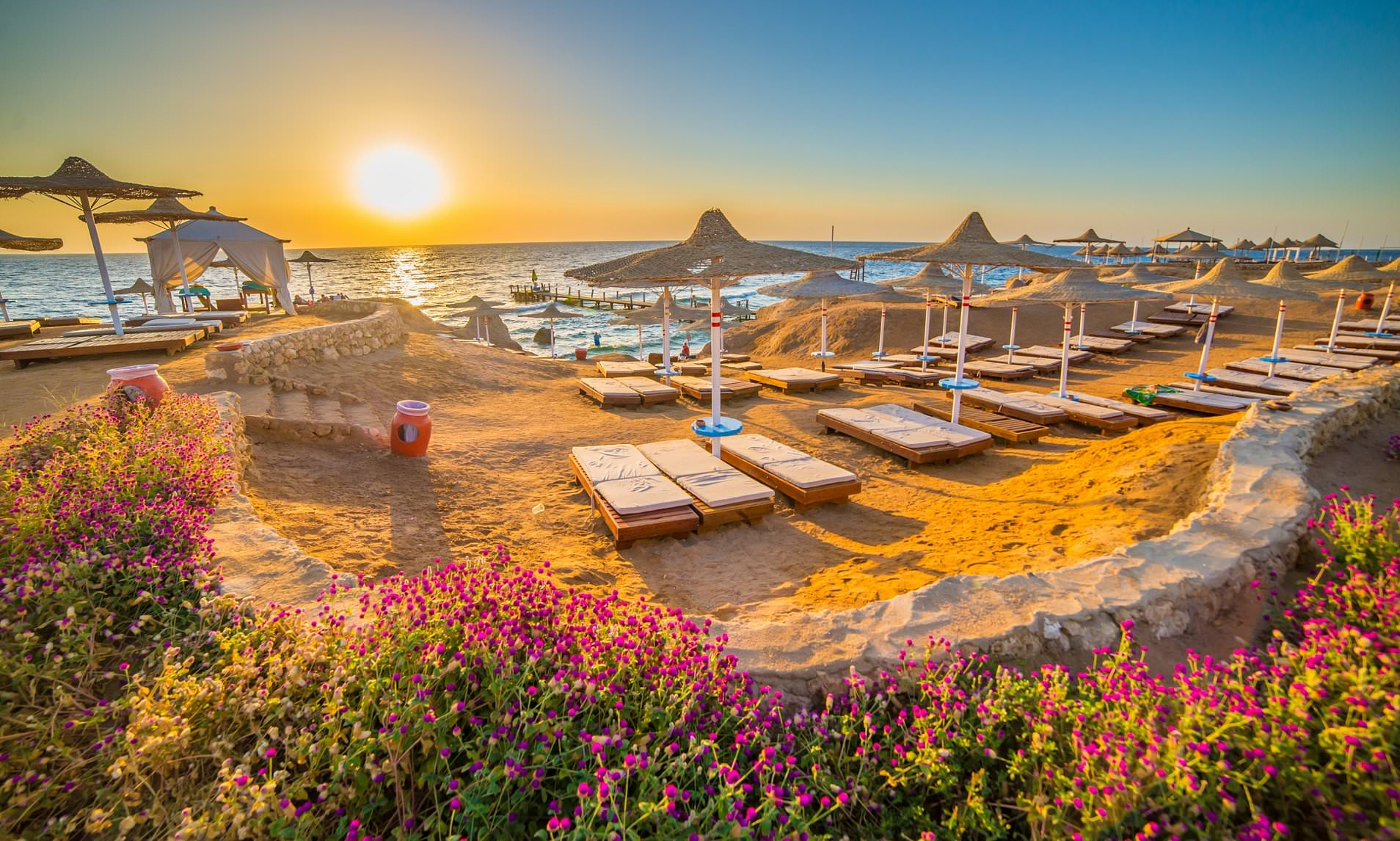 "Sharm el Sheikh, ""Mecca"" turistilor de pretutindeni"