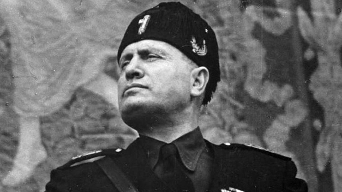 Viata secreta a lui Mussolini