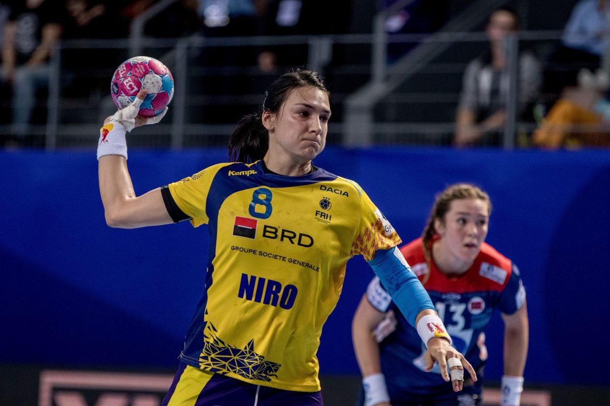 Cristina Neagu, cea mai buna jucatoare de handbal din lume