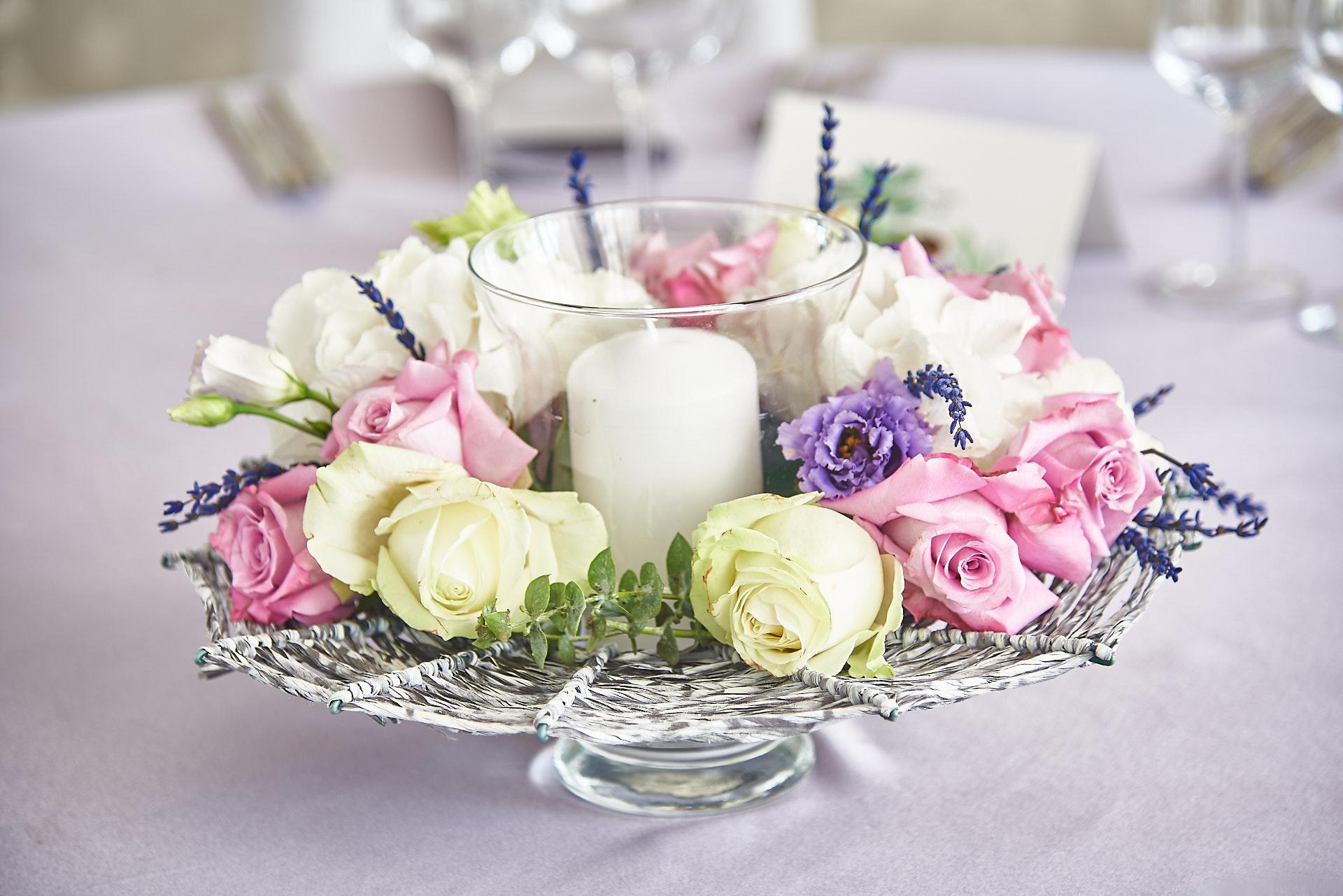 Cele mai utilizate flori la nunta