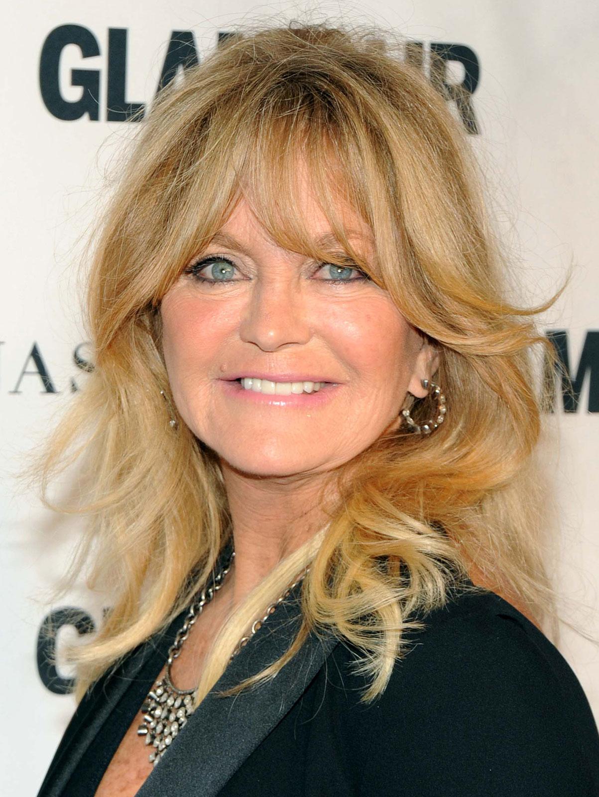 Viata actritei Goldie Hawn: alcool si operatii estetice